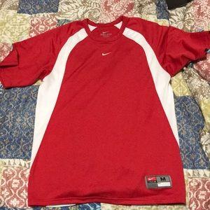 Nike Dri- Fit Tennis Shirt